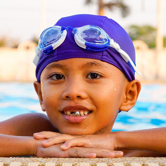 Swim Gear for East Orange Kids